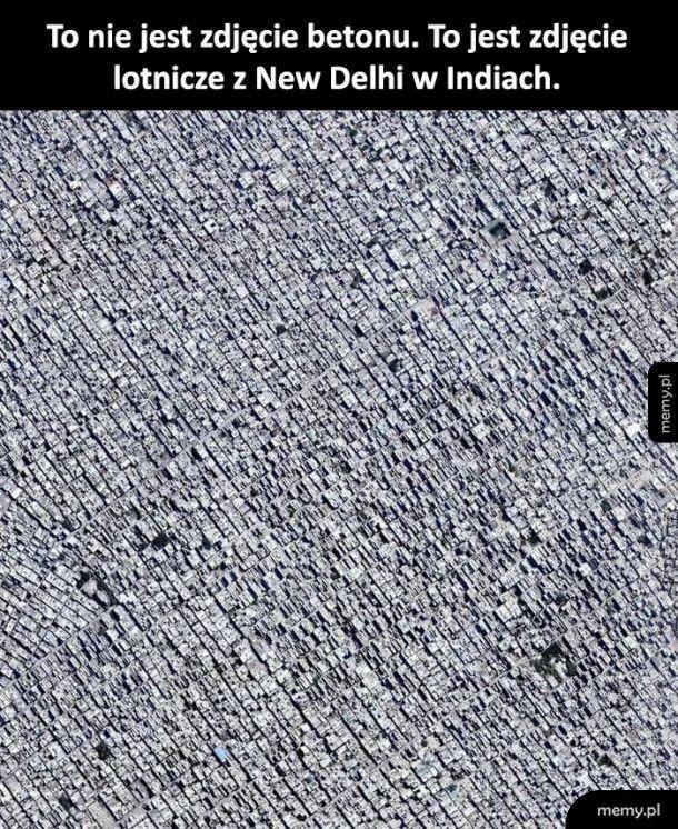 To nie beton
