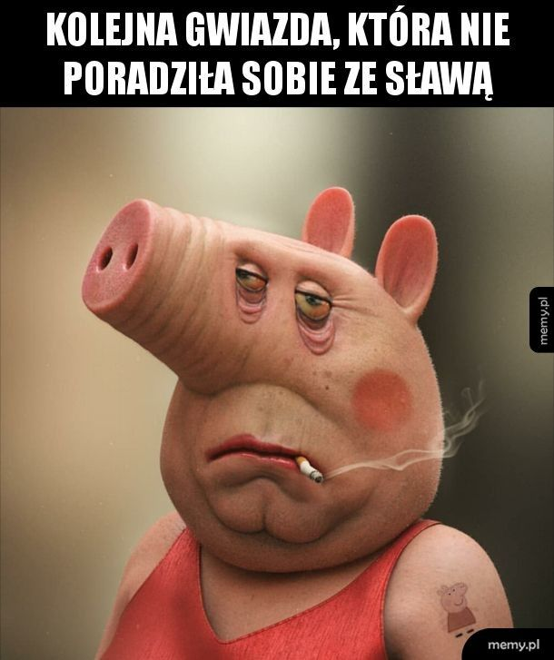Świnka Peppa po latach