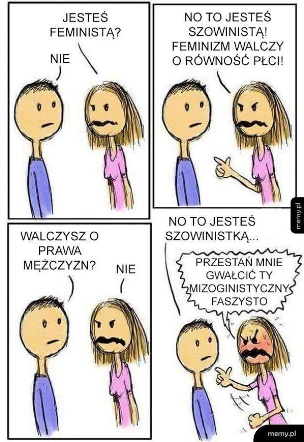 Równość płci - Memy.pl