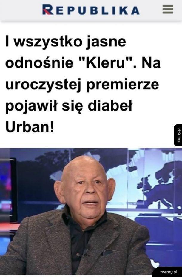 Diabeł Urban