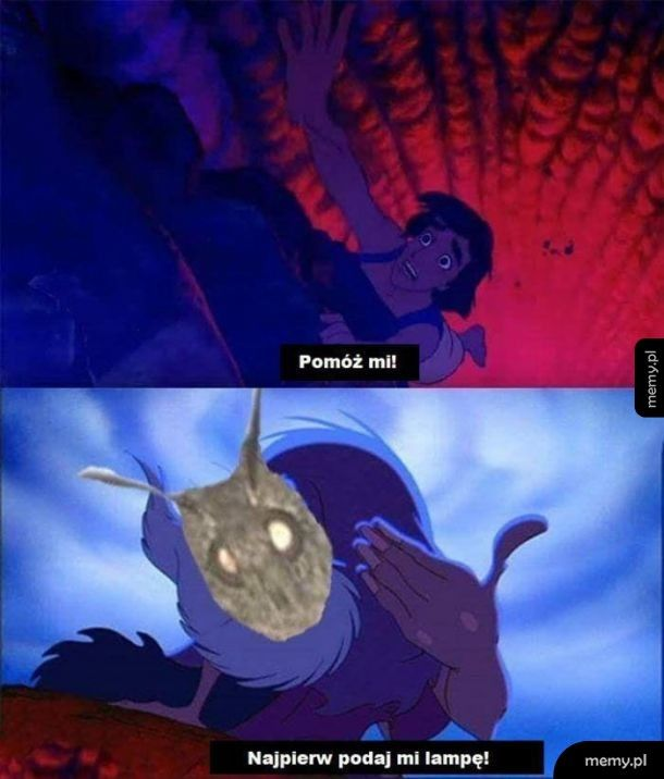 Daj lampe!
