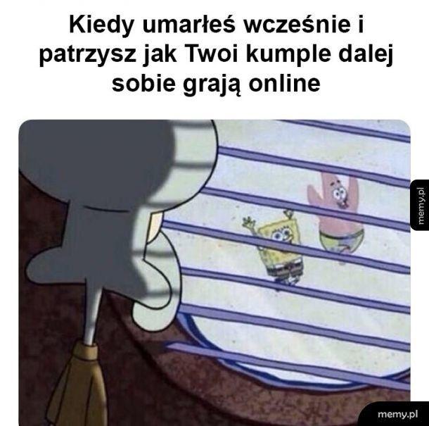 Smutno trochę...