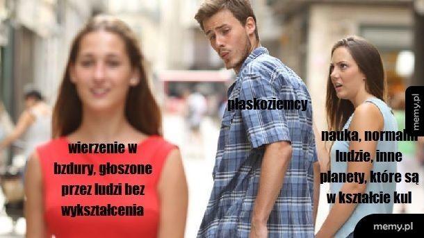 Płaskoziemcy