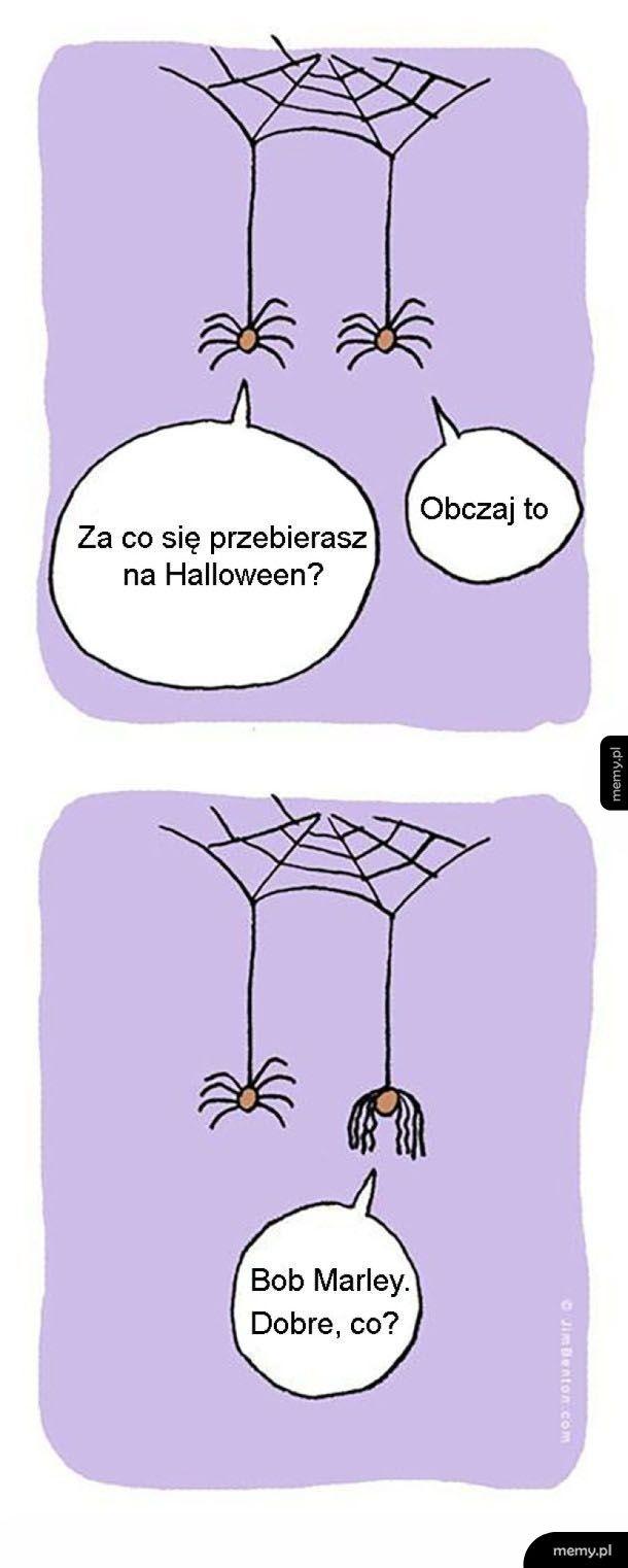 Przebranie na Hallowen