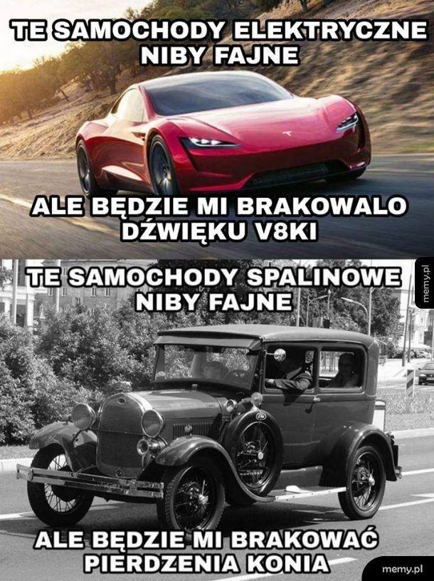 Ewolucja motoryzacji