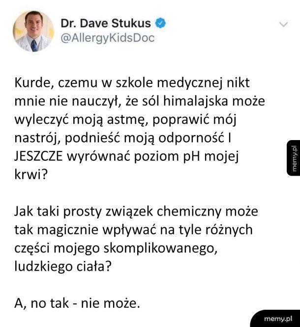 Słuchajcie lekarza
