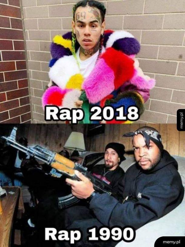 Współczesny rap