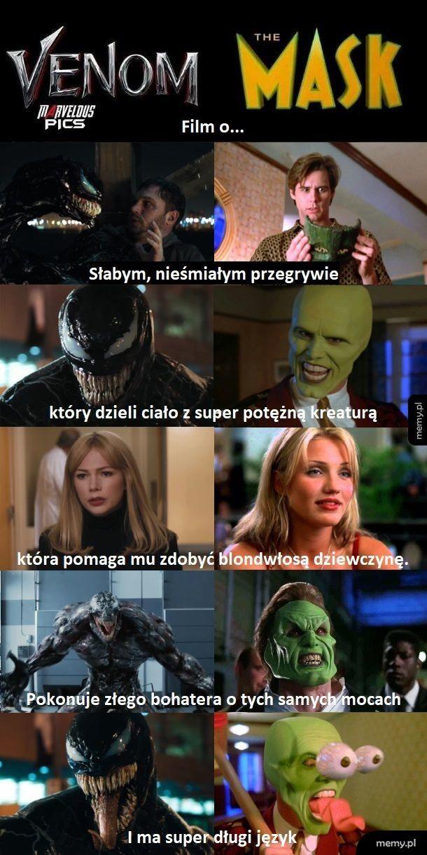 Venom vs Maska
