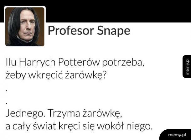 Harry Potter i żarówka