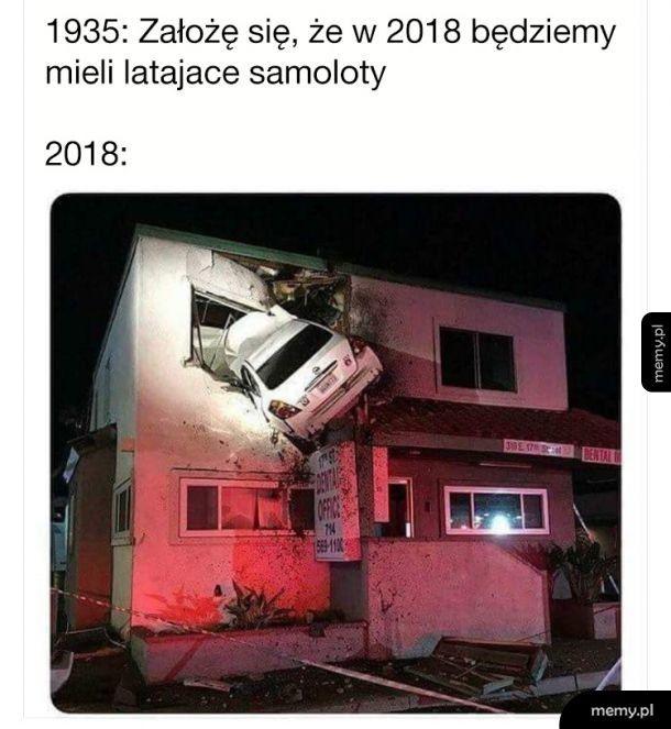 Witamy w przyszłości