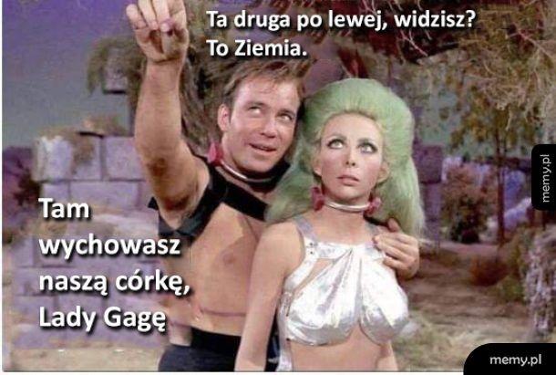 Stąd się wzięła Lady Gaga