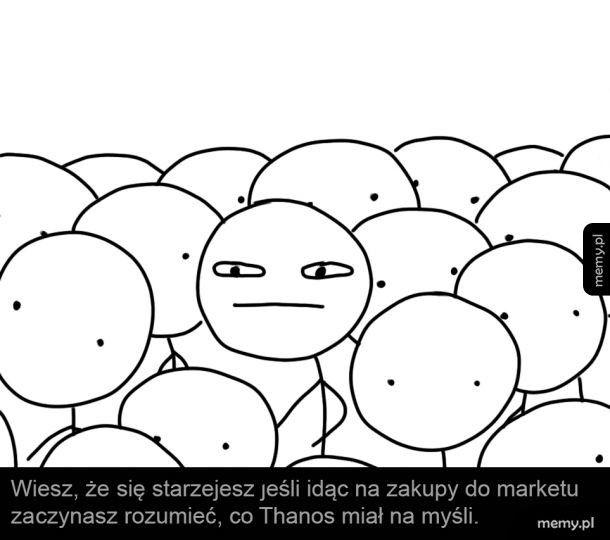 Nienawidzę tłumów