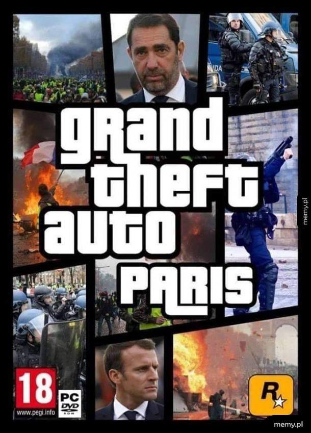 Nowe super GTA