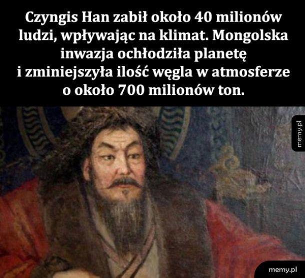 Największy ekolog ever