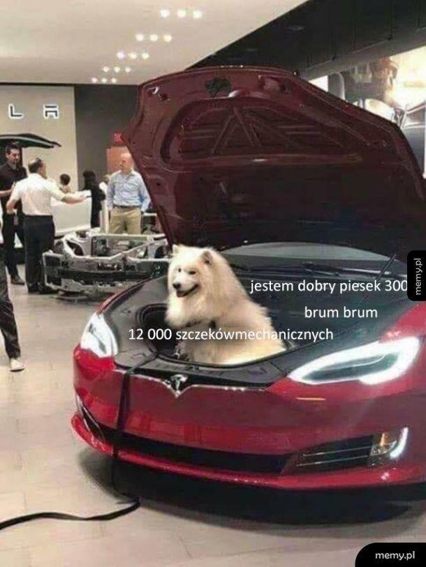 Najsłodszy model silnika