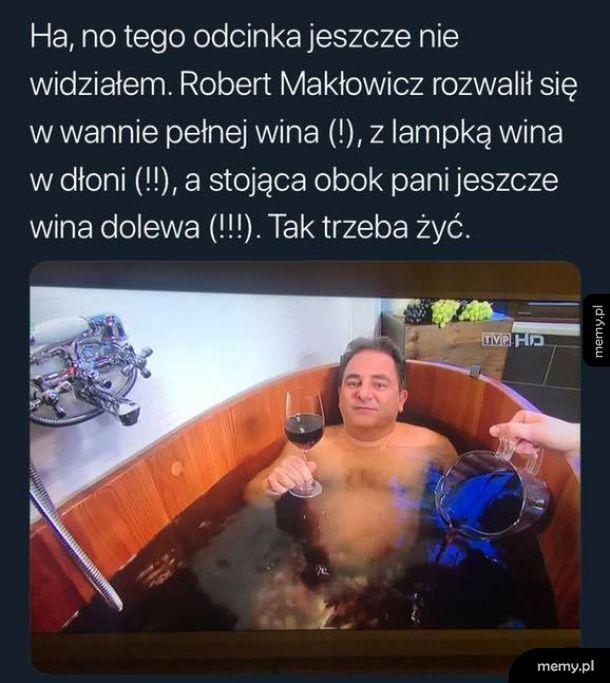 Makłowicz mówi, jak żyć