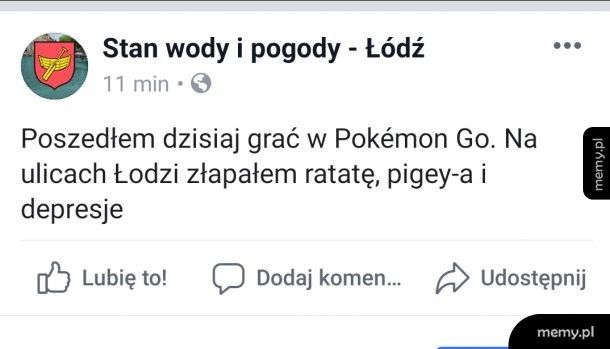 Łódź stolicą Polski