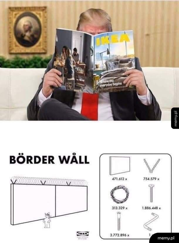 Budowanie muru