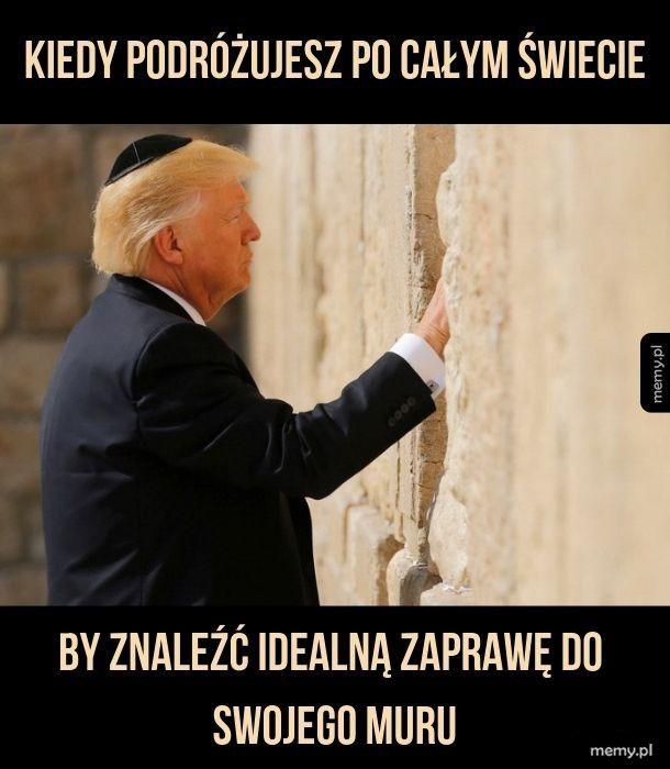 Piękny mur!