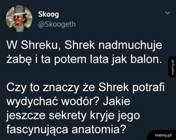 Sekrety Shreka