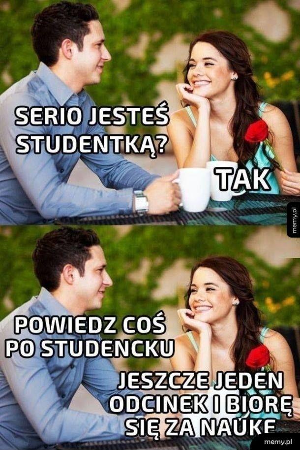 Język studentów