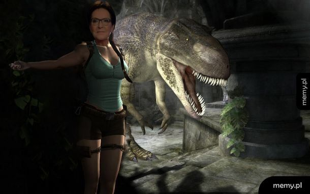 Wyciekł screen z najnowszego Tomb Raidera