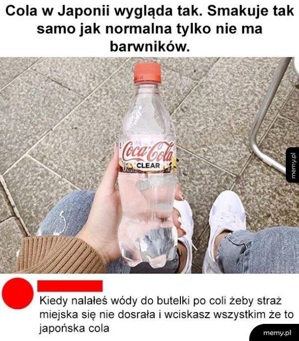 Japońska cola