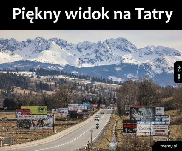 Tymczasem w Tatrach