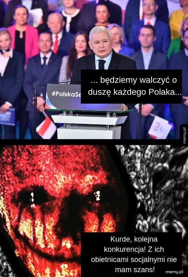 PiS zasmucił Pana Szatana