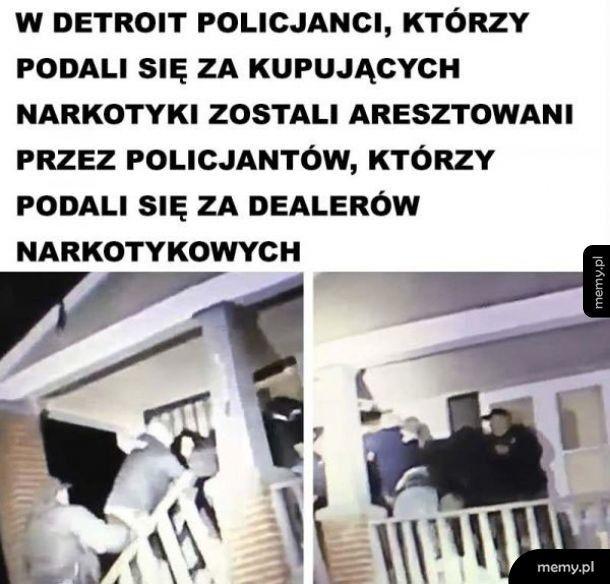 Skuteczność policji rośnie