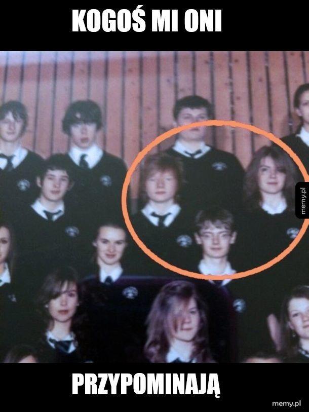 Harry czy to ty?