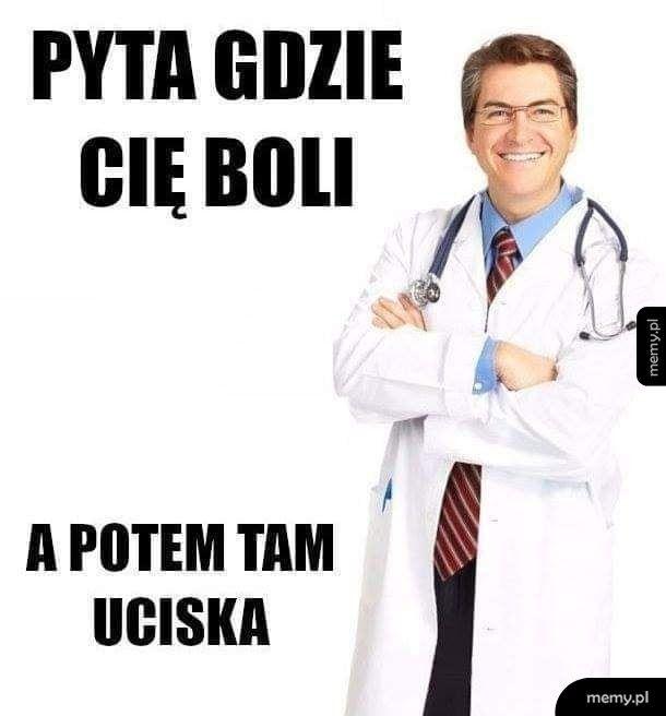 Typowy lekarz