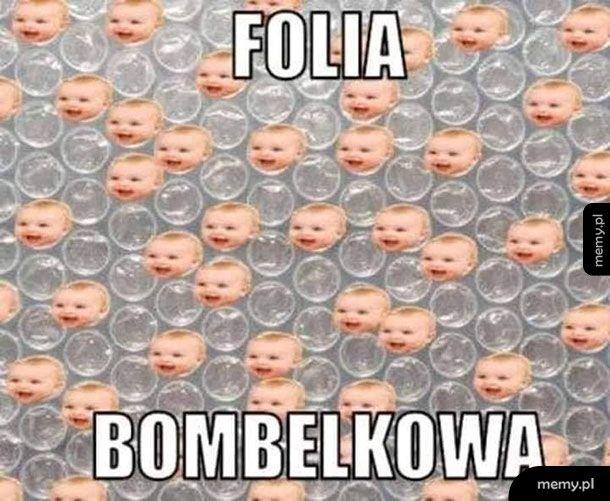 Folia bombelkowa