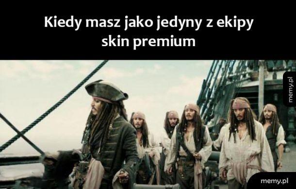 Skin premium