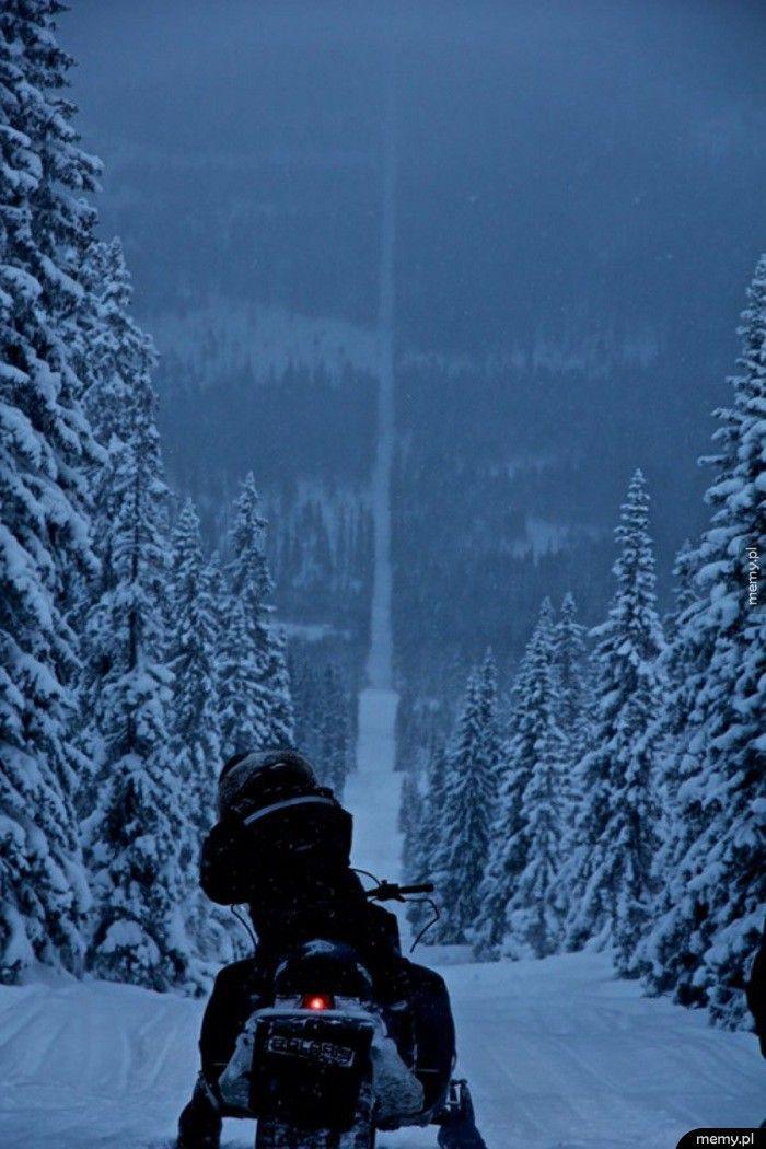 Granica między Szwecją i Norwegią