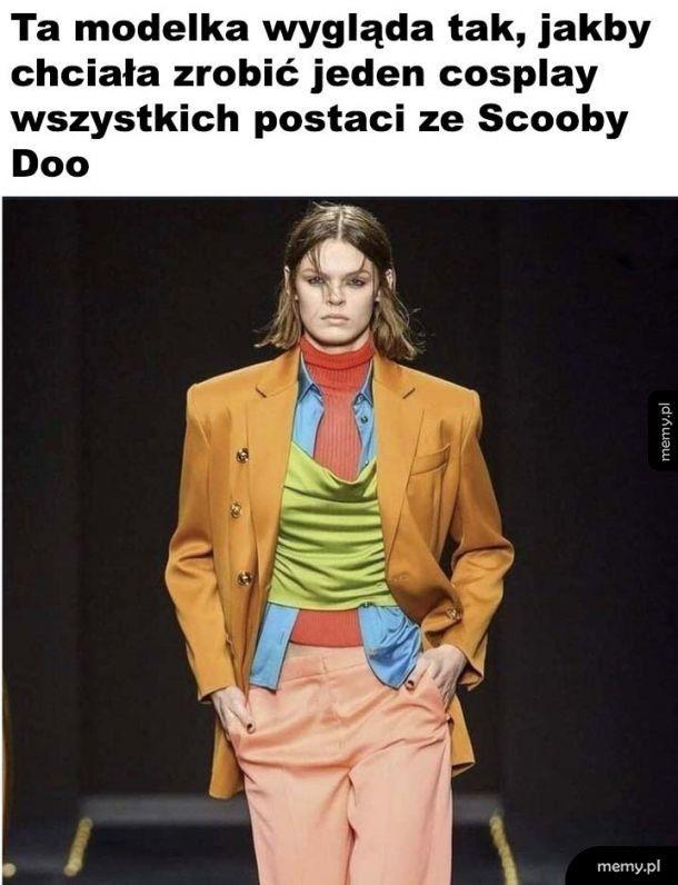 Ciekawy cosplay