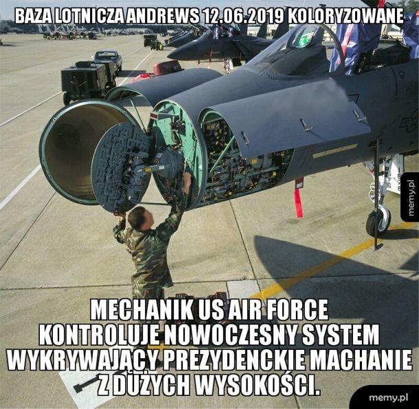 Żadne tam śmieszki, przypadkowo ujawniono najnowszy amerykański system lotniczy.