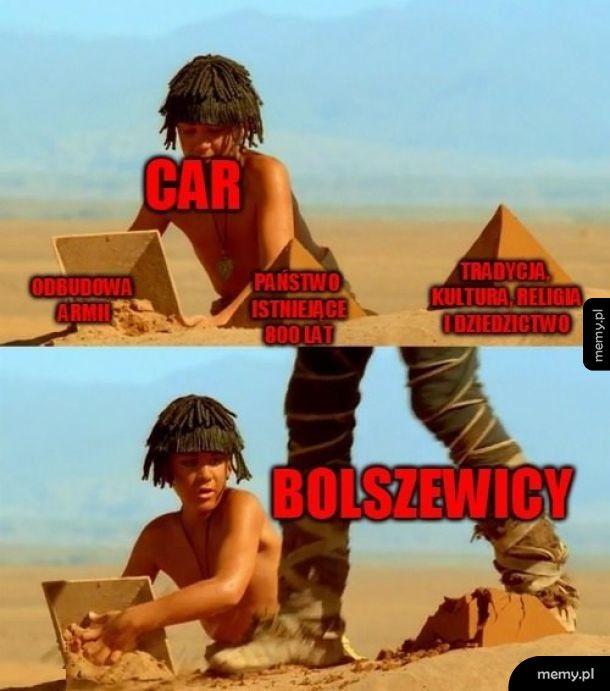 Car i Bolszewicy