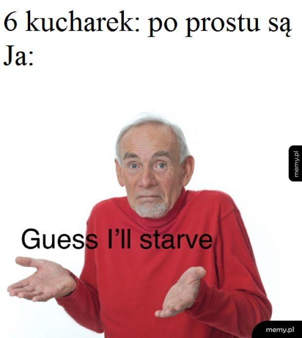 Nie ma co jeść