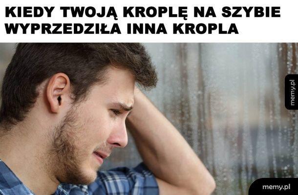 Bardzo smutne