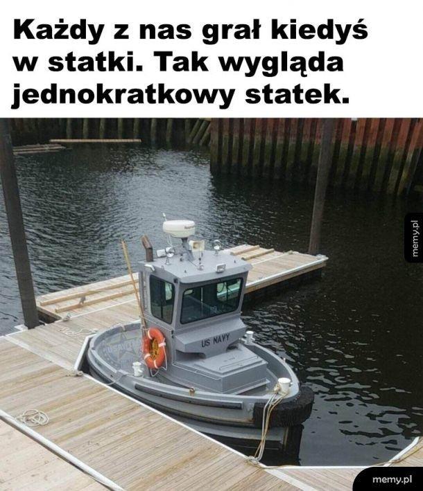 Gra w statki
