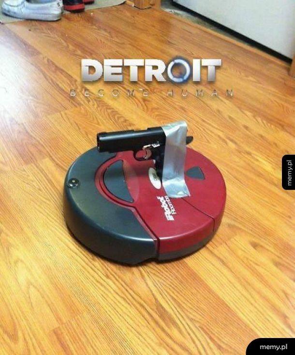 Sprzątanie a'la Detroit
