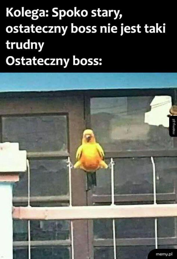 Ostateczny boss