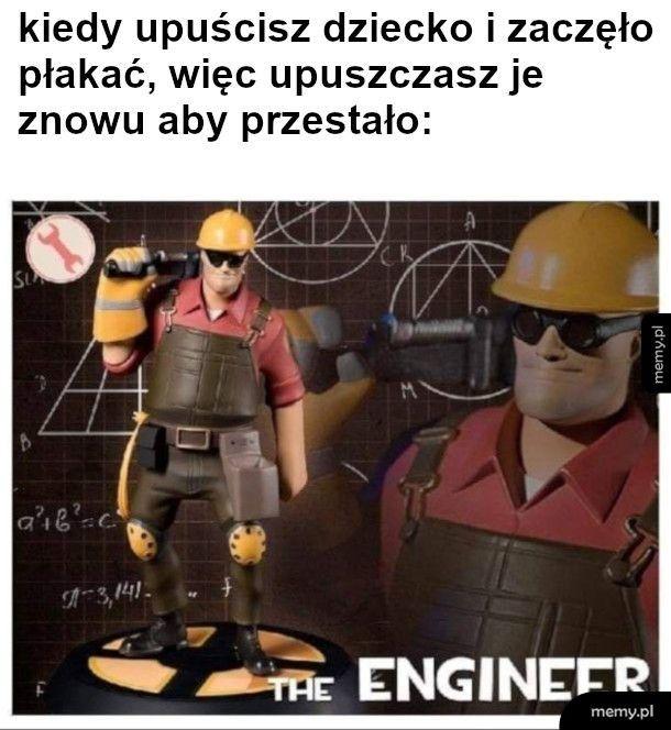 Pan inżynier