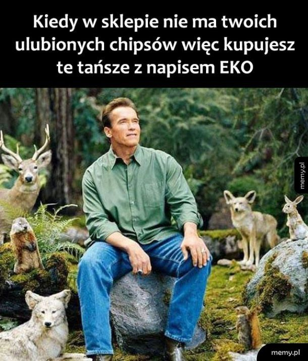 Jestem eko