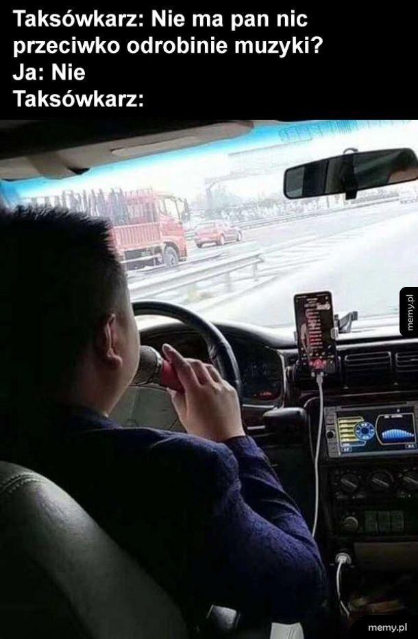 Taksówkarz