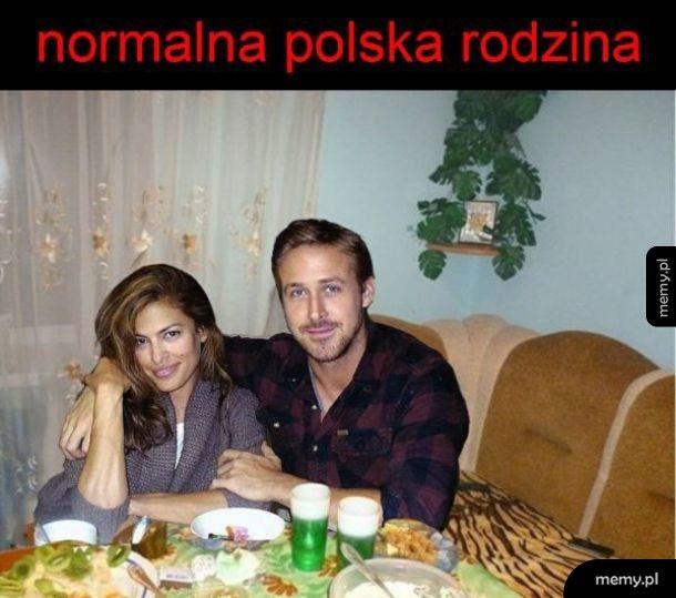 Polska rodzina
