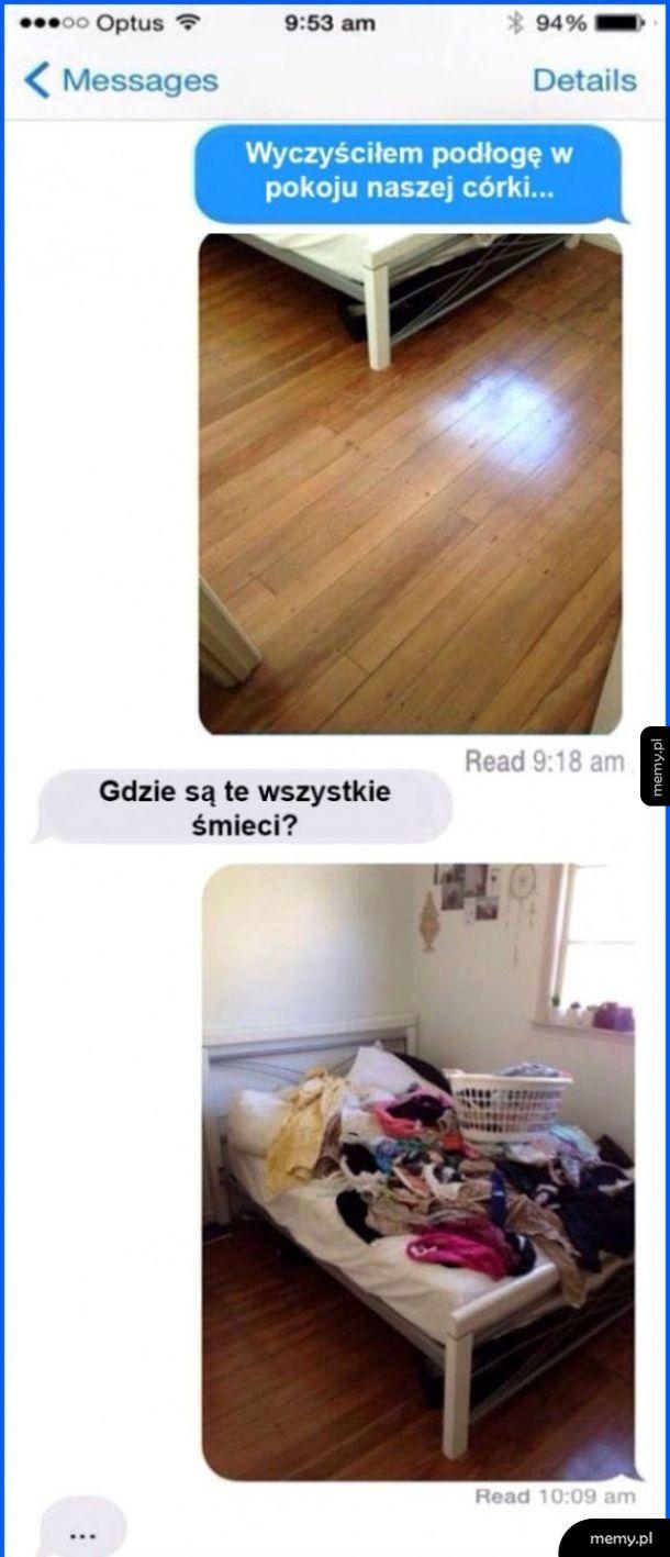 Pokój córki