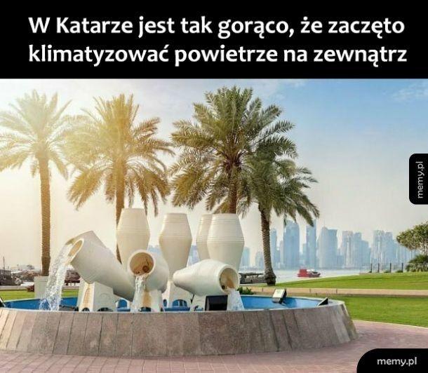 Tymczasem w Katarze