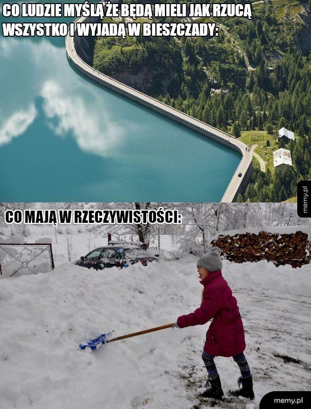 Tu nie Alpy